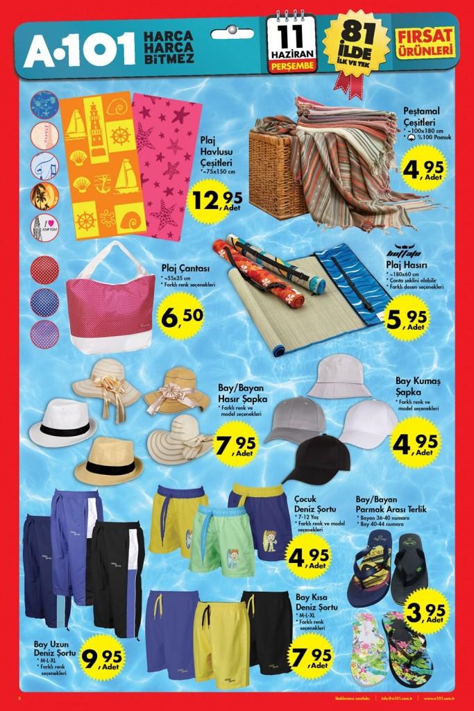 11 haziran 2015 – A101 aktüel ürünler kataloğu – Sayfa 3